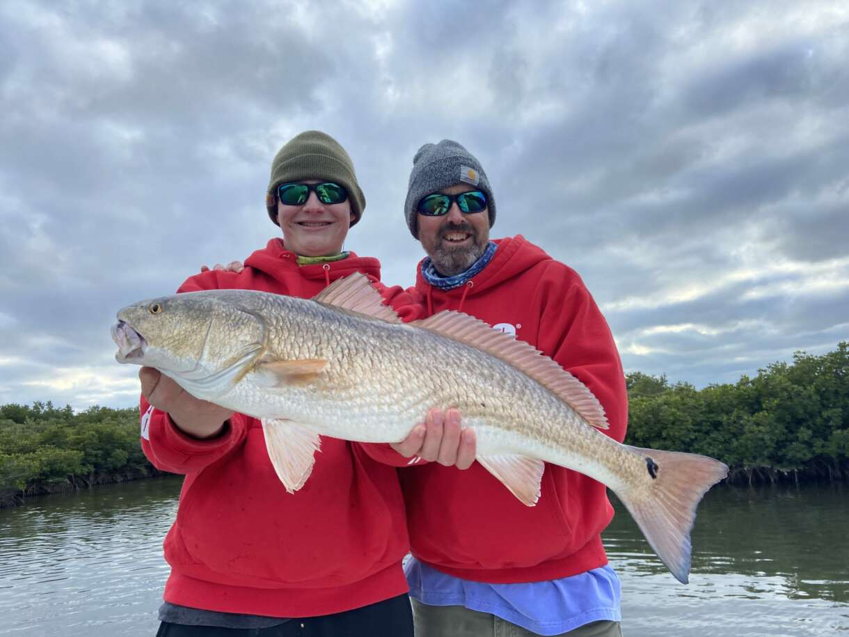 A picture of Home with Crystal River Fishing Charters
