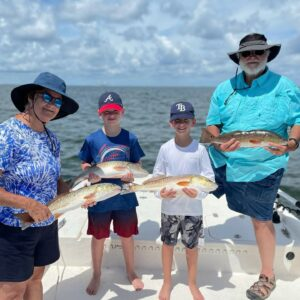 A picture of Fishing Charters In Crystal River, Florida with Crystal River Fishing Charters