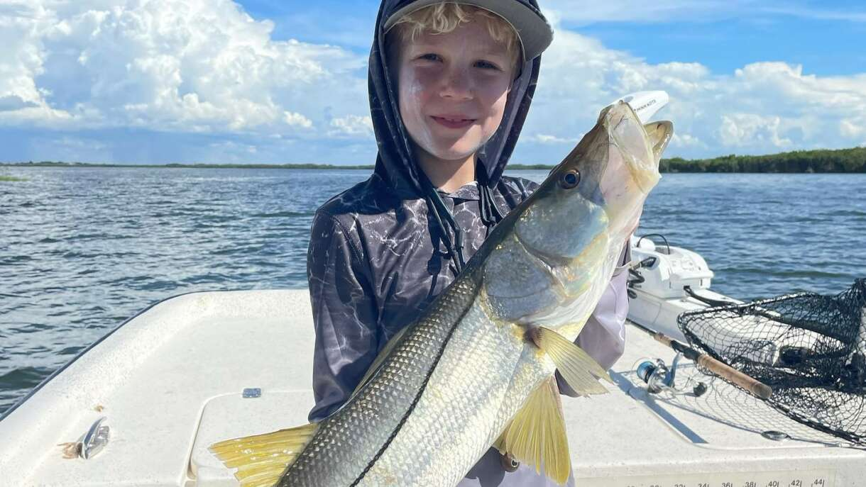 A picture of 'Tis The Season To Fish Crystal River with Crystal River Fishing Charters